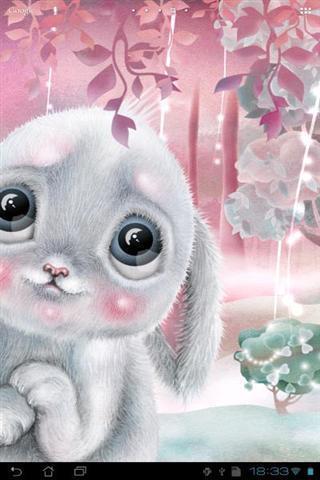 扫描二维码,快速下载本应用 屏幕截图 这是一款兔子